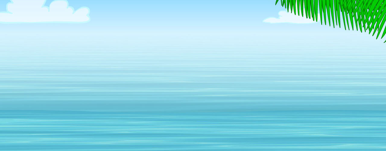 Shaaark ocean background
